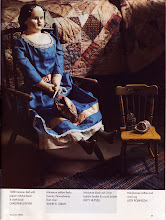 My Doll Hannah, Early American Life, 2004
