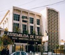 sede Atual Belém S.Paulo