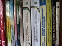 Libros de Procesal Penal