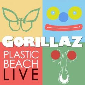 Gorillaz live damon albarn plastic beach
