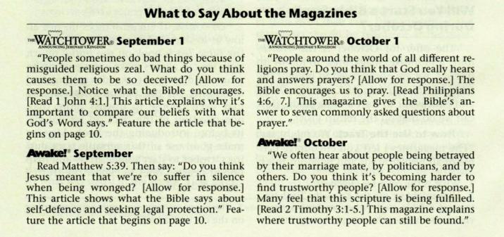 Jw.org Jehovah's Witnesses Kingdom Ministry