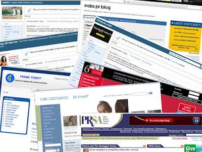 Public Relations online resources - May 2008 issue of Corporate ezine PR-e-Sense