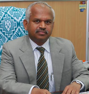 Dr Radhakrishnan, Vice Chancellor, Anna University, Coimbatore