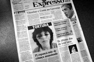 Murder of Joana Cipriano Expresso+leonor