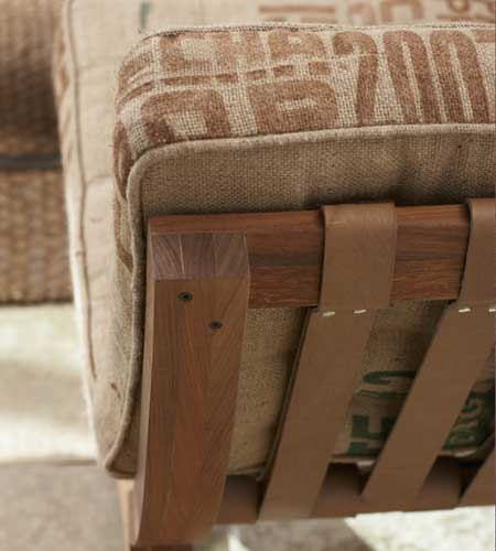 Superbe Itu0027s Barcelona Esque Lines Are Perfectly Hand Carved Into Machiche (a  Tropical Guatemalan Hardwood.) The Chairu0027s Wood Is FSC Certified, ...