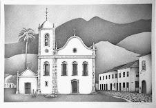 Iglesia Santa Rita - Paraty - Brasil