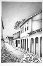 Calle - Paraty - Brasil