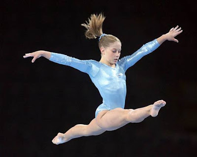 Celebrity News Shawn Johnson Win All Around Title