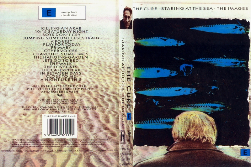 Cure, The - Staring At The Sea - The Singles