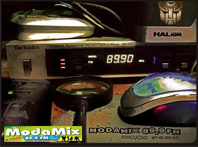LA MEJOR RADIO MODAMIX 89.9 FM / www.modamixfm.com