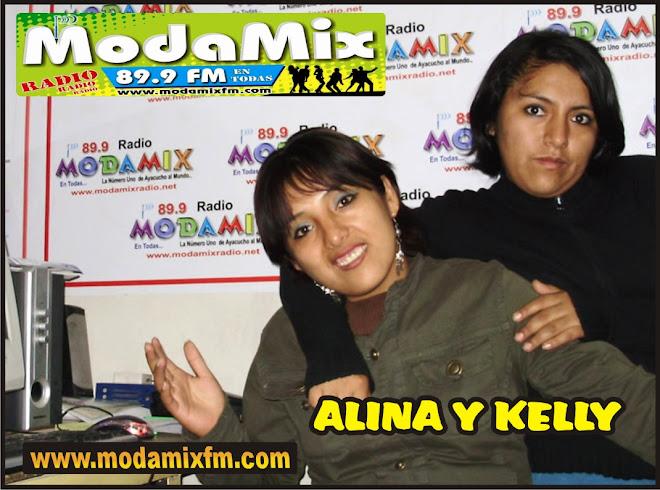 ALINA LA PASA SUPER EN MODAMIX RADIO www.modamixfm.com