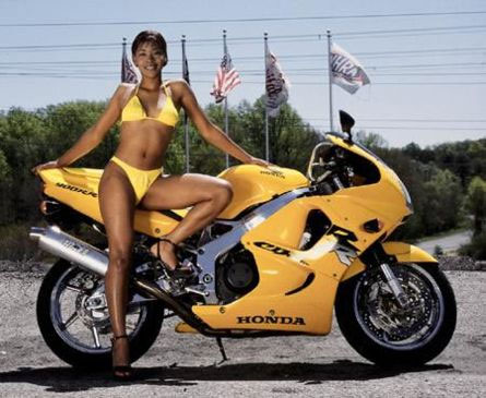 Bikes and hot girls wallpapers