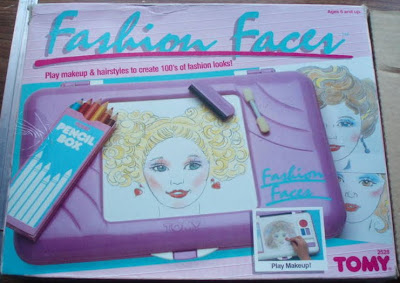 Fashion Plates Rubbing on The Faux Paw Blog  Throwback   Fashion Faces