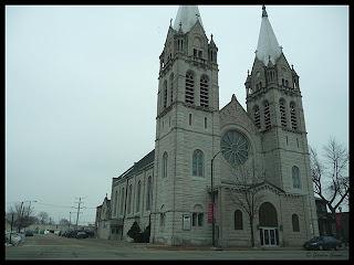 St. Joseph's Church, Joliet, Illinois