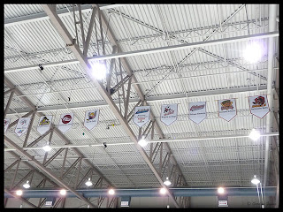Ontario Hockey League Banners
