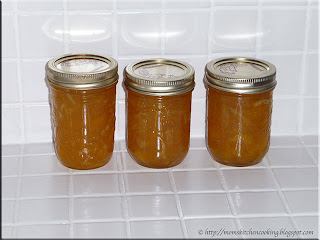 no pectin added mango marmalade