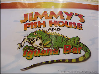 Jimmy's Fish House and Iguana Bar, Clearwater Beach, Florida