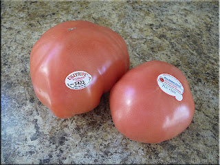 vacation home tomatoes