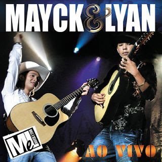 Cd Mayck & Lyan - Ao Vivo
