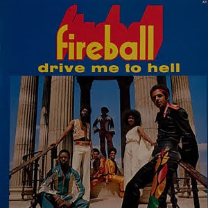 Cover Album of Fireball - Drive Me To Hell 1977