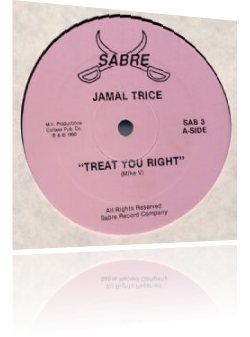 Jamal Trice - Treat you right 1990