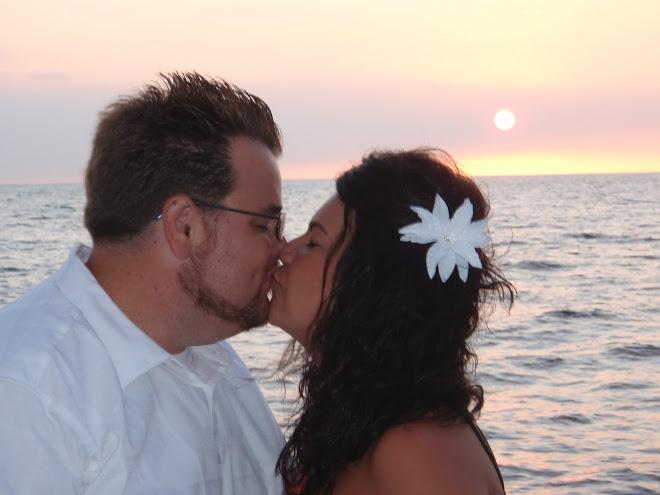 Honeymooners in Hawaii