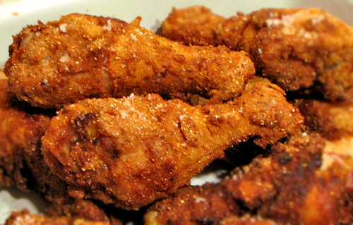 Ways to reheat fried chicken