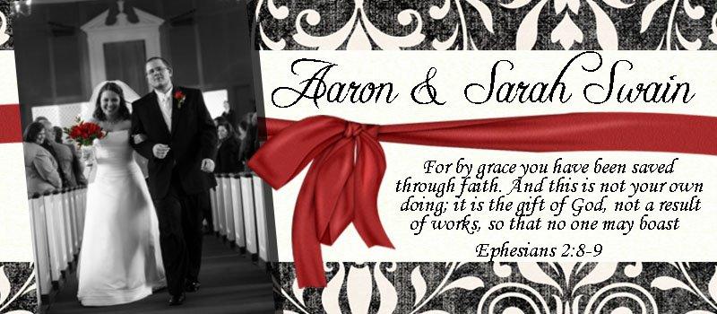 Aaron & Sarah Swain