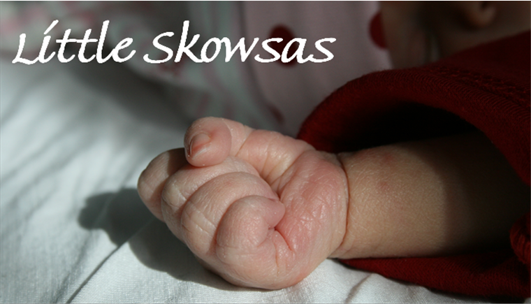.~. Little Skowsas .~.
