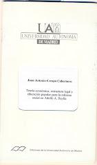 Teoría económica, estructura legal y educación popular para la reforma social en Adolfo A. Buylla
