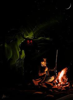 innsmouth cthulhu lovecraft horror art