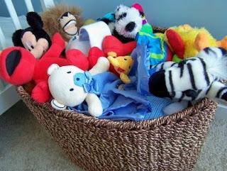 Monkeys In My Minivan Stuffed Animal Storage