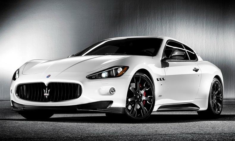 Maserati Granturismo S Mc Sport 3