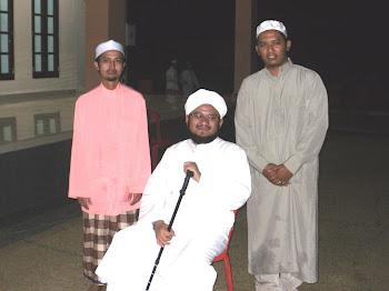 Bersama Tuan Guru Syeikh Muhammad Fuad Al Maliki