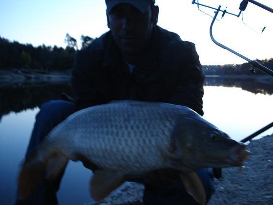 Carpa 6 kg 9 Março de 2009