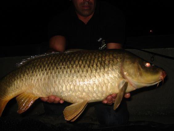 Carpa 10,1 kg 20 Setembro 2009
