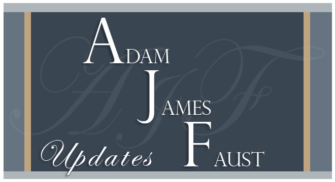 Adam James Faust