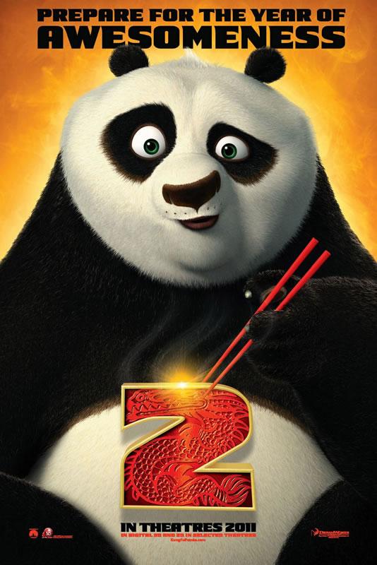 Kung Fu Panda 2 Legendado