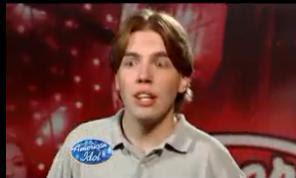 Lawak Ujibakat American Idol