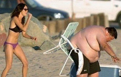 Punggung Tersekat Pada Kerusi !