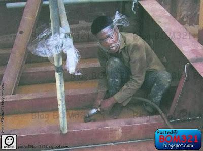 Sayang Kerja Lebih Dari Sayang Nyawa ! (2)