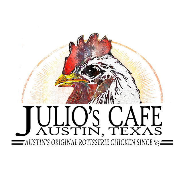 julio's Cafe T-shirt image
