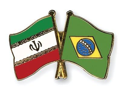 مباراة ايران والبرازيل