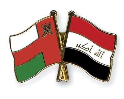 مباراة عمان والعراق