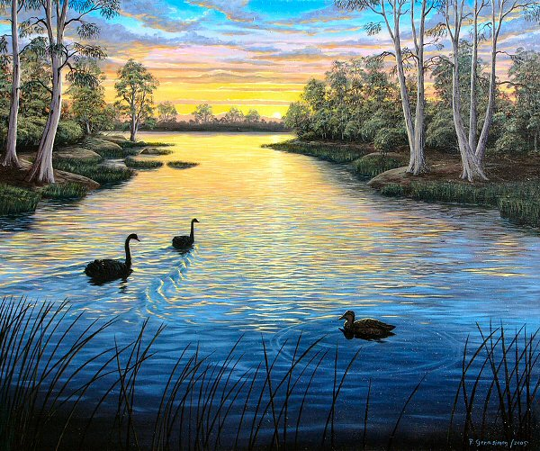 share to facebook share to pinterest oil painting nature oil painting