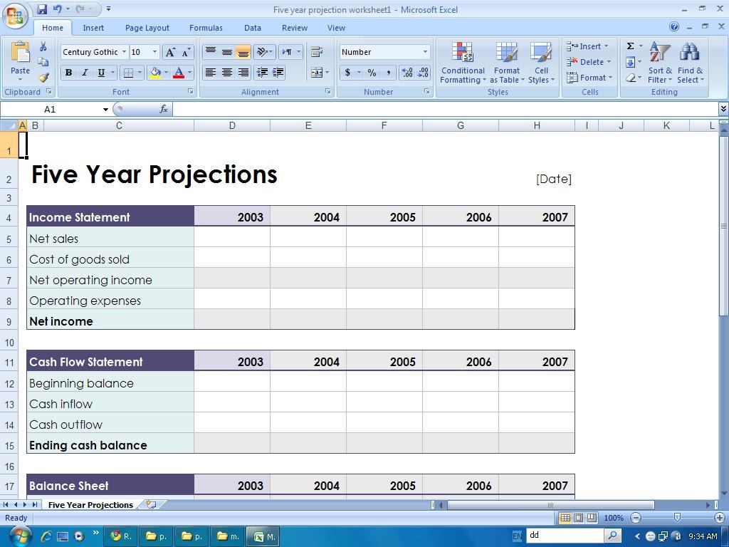 ... calendars, calculators, spreadsheets, and credits, financial details