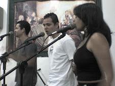 Claudinei, Zequinha e Rafa