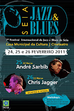 SEIA JAZZ E BLUES 2011