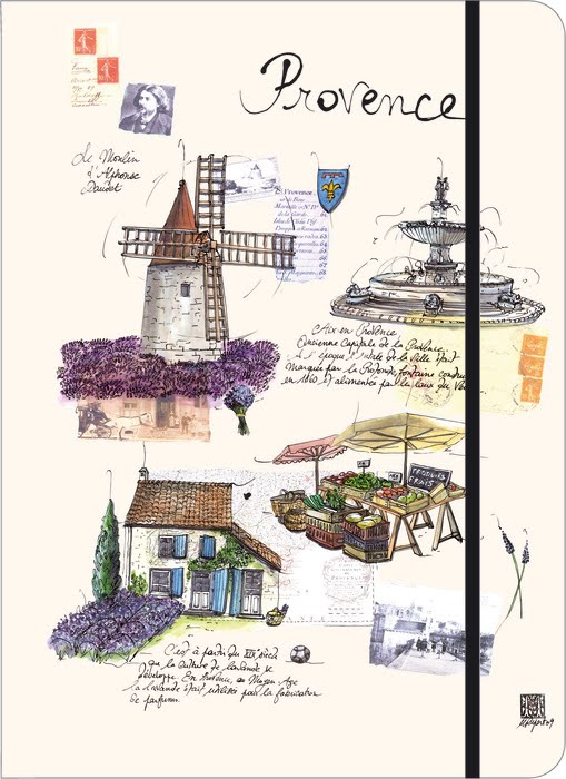 provence travel journal