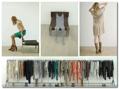 Spring and Summer 2010 collection by humanoid